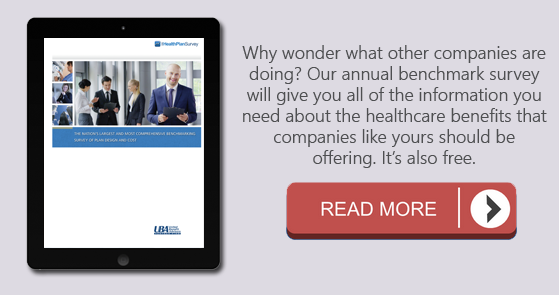 UBA Health Plan Benchmarking Survey
