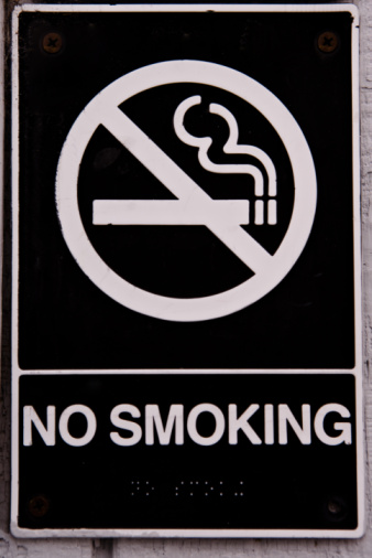 No Smoking image
