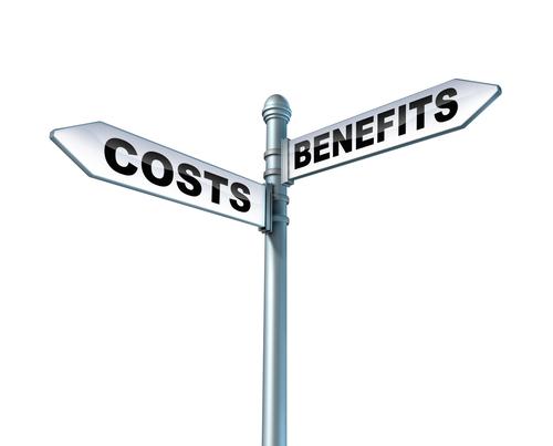 Health care cost versus benefit