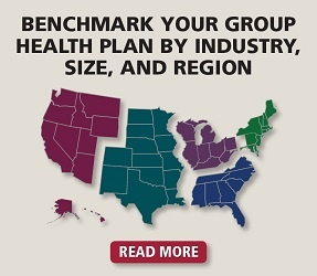 Benchmark your group health plan by industry, size and region