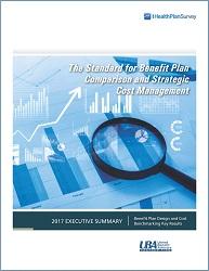 2017 UBA Health Plan Survey Executive Summary