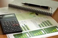 calculator spreadsheet finances