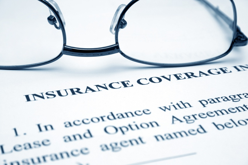insurance coverage contract