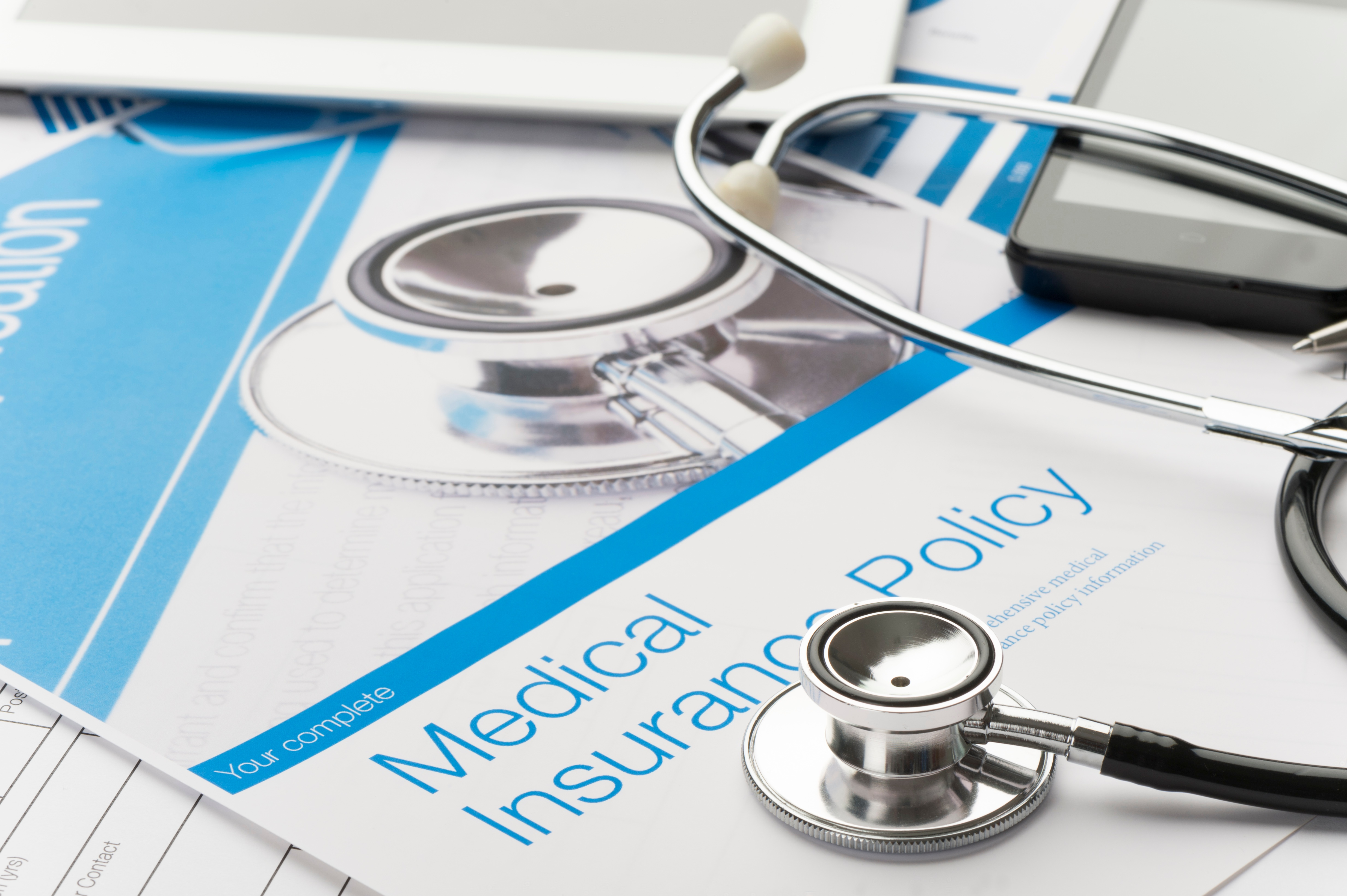 Health Insurance Policy brochure