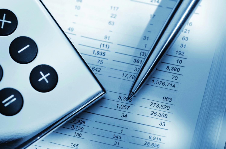 calculator financial report