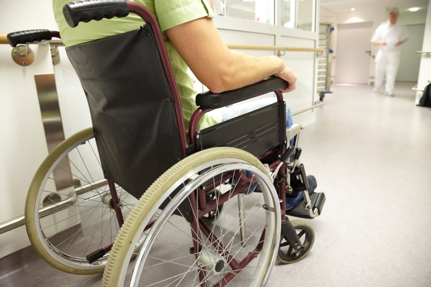 wheelchair nursing home