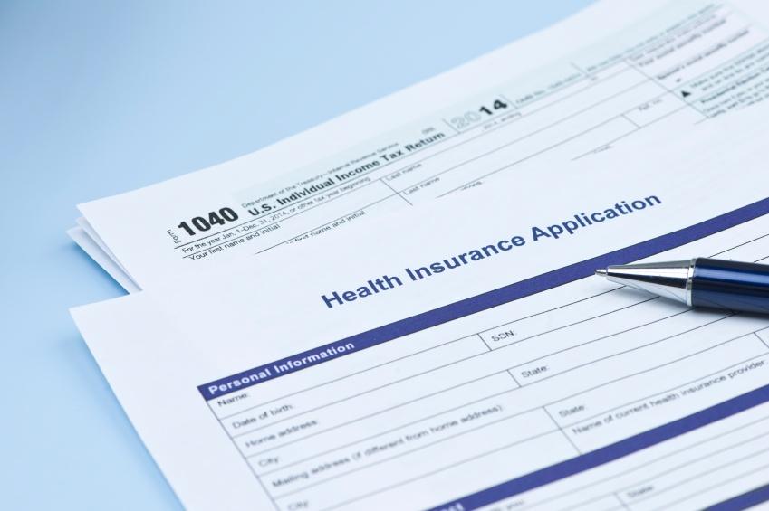 Health insurance taxes